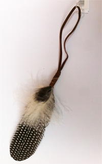 Small Smudging Feather